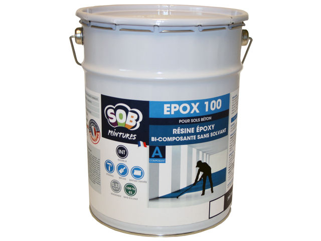 epox 100 r sine poxy bi composante film semi pais. Black Bedroom Furniture Sets. Home Design Ideas