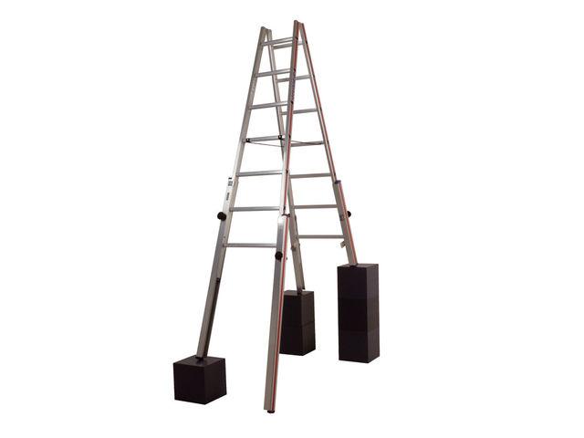 Escabeau pour escalier 2 acc s contact matis re for Peinture v pour escalier