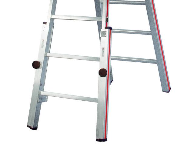 escabeau pour escalier - 2 accès | contact matisère - echelle direct