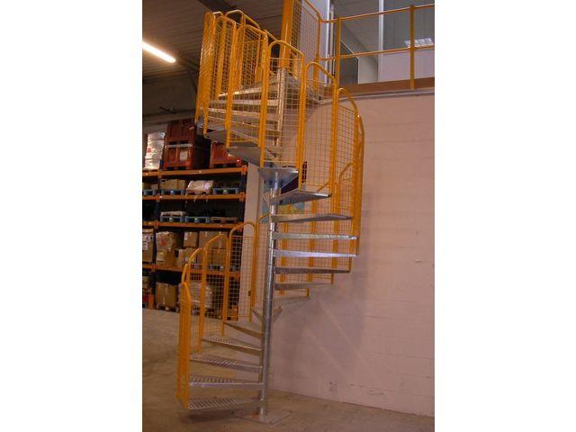 escalier h lico dal ou escalier colima on contact bombrun les escaliers du vernosc. Black Bedroom Furniture Sets. Home Design Ideas