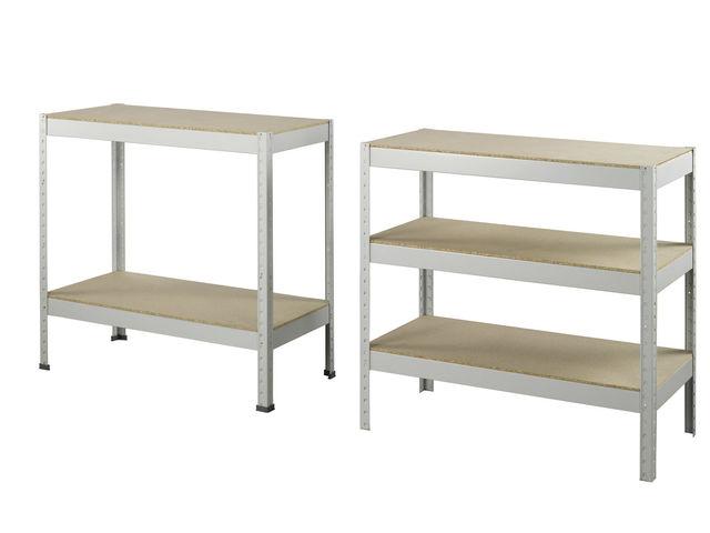 etag re m tallique rayonnage 5 niveaux bois contact setam rayonnage et mobilier professionnel. Black Bedroom Furniture Sets. Home Design Ideas