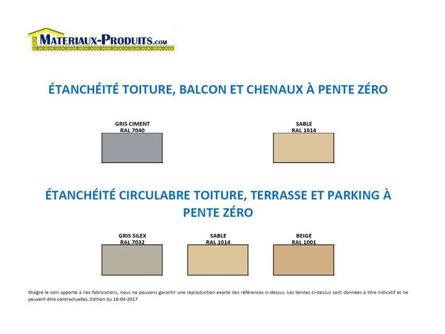 Etanchit Circulable Toiture Terrasse Et Parking  Pente Zro