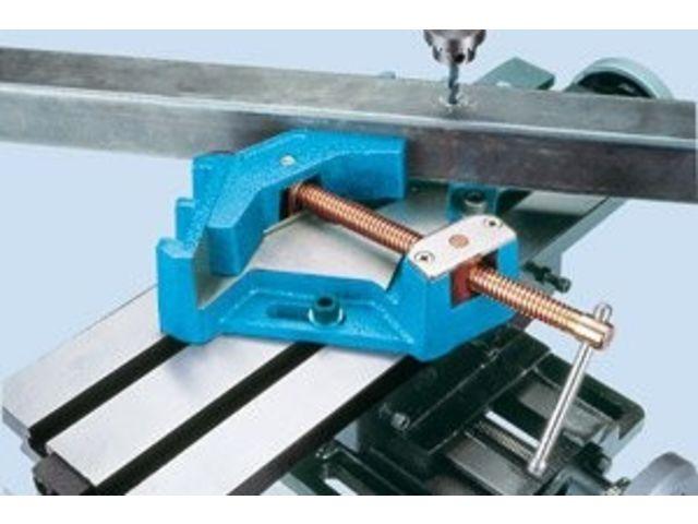 Etau d 39 angle 125 mm contact knuth werkzeugmaschinen gmbh - Etau d angle ...