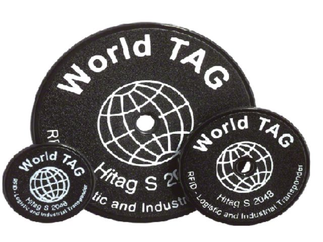 Etiquettes RFID World Tag™
