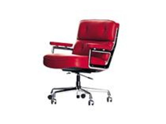 Fauteuil De Bureau En Cuir Lobby Chair Es 104 Contact Terre Design