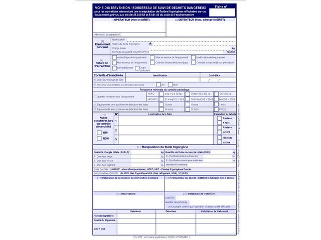 Formulaires de Bordereau des prix et Détail quantitatif et estimatif