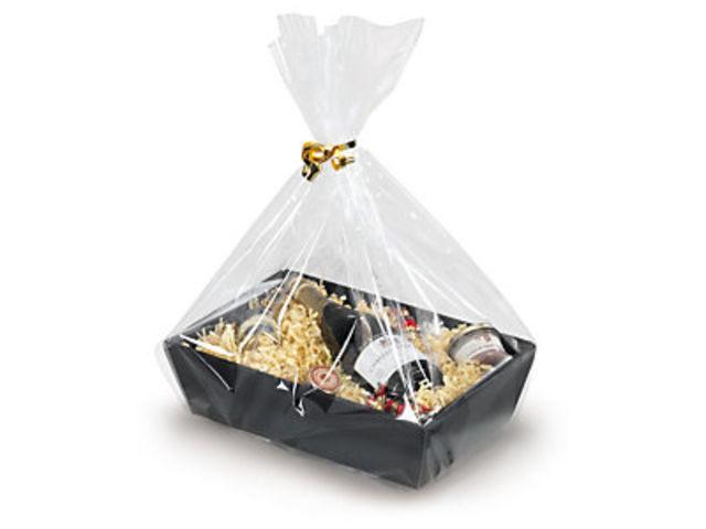 Connu Film plastique pour paquets-cadeaux transparent | Contact RAJA WH96