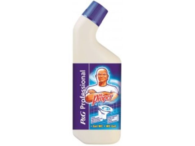 Flacon gel wc mr propre 750ml