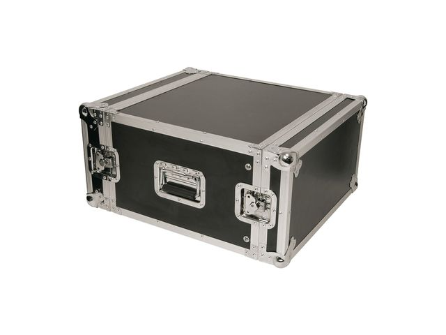 "Flightcase 19"" 4U court"