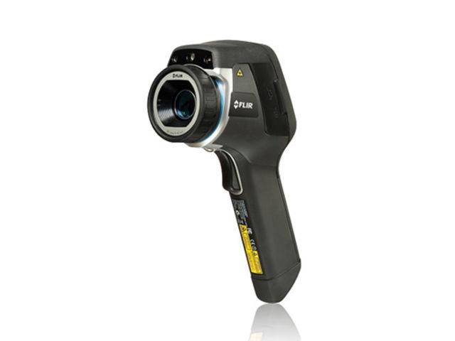 flir e50 cam ra thermique 43 200 pixels jusqu 39 650 c contact distrimesure. Black Bedroom Furniture Sets. Home Design Ideas