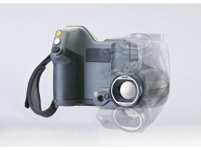 flir t420 t440 cam ra thermique 76 800 pixels jusqu 39 1 200 c contact distrimesure. Black Bedroom Furniture Sets. Home Design Ideas