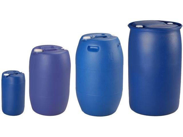 Bidon 220 litres congelateur tiroir - Fut metallique occasion ...
