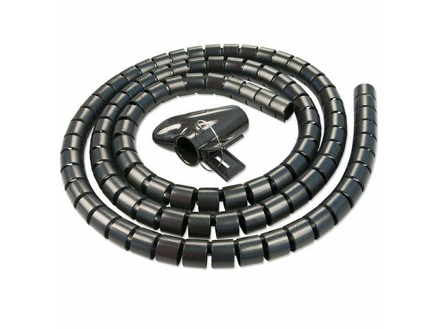 gaine spirale 5m contact lindy france. Black Bedroom Furniture Sets. Home Design Ideas