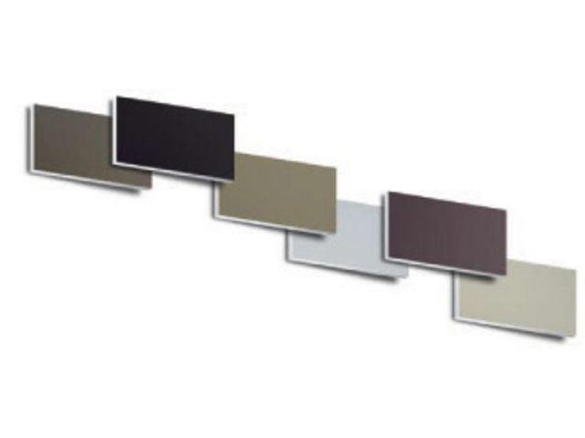 Gamme de couleurs pour l aluminium anodis contact alcoa architectural prod - Couleur de l aluminium ...