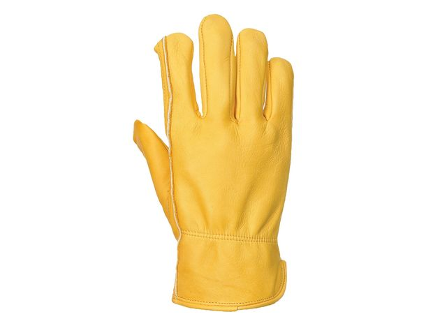 Gants Cuir Bovin Portwest Driver Classic - Oxwork