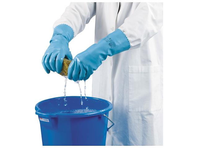 Nettoyage de mousse de latex