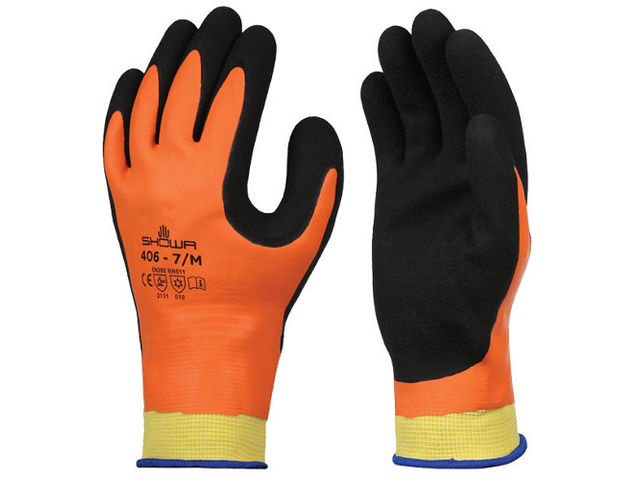 Gants de protection contre le froid _ SHOWA 406_COOLSAFETY_1
