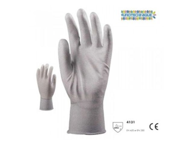 Gants nylon antistatique : IC- NYL 618_ICPRO_1