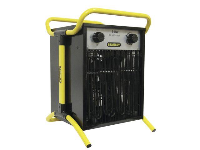G n rateur d air chaud lectrique 90 m stanley st09 400 contact torros - Pulseur air chaud ...