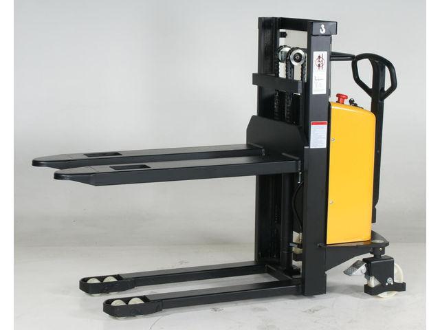 gerbeur semi lectrique 1000 kg 800 mm contact enko industrie. Black Bedroom Furniture Sets. Home Design Ideas