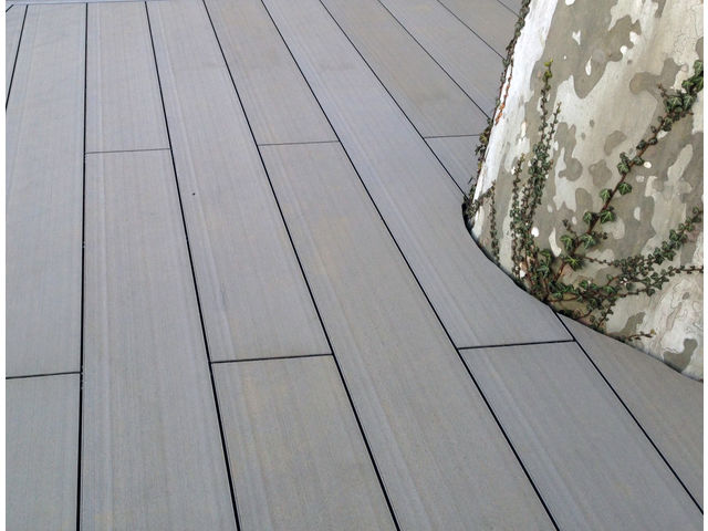 Grande Lame De Terrasse En Bois Composite  Contact Abri And Co
