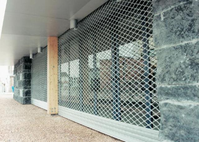 grille enroulable fournisseurs industriels. Black Bedroom Furniture Sets. Home Design Ideas