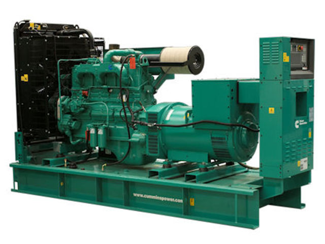 Groupe lectrog ne 400 kva cummins power generation for Maintenance d un groupe electrogene