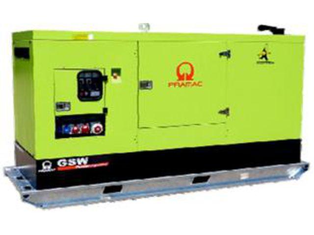 pramac : groupe électrogène puissance : 130 kva | contact genindus