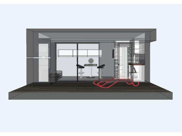 Habitat modulaire design contact escb modulaire for Habitat modulaire