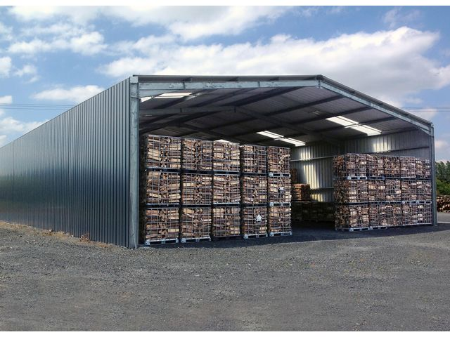 Hangar De Stockage Metallique Contact Batimentsmoinschers Com