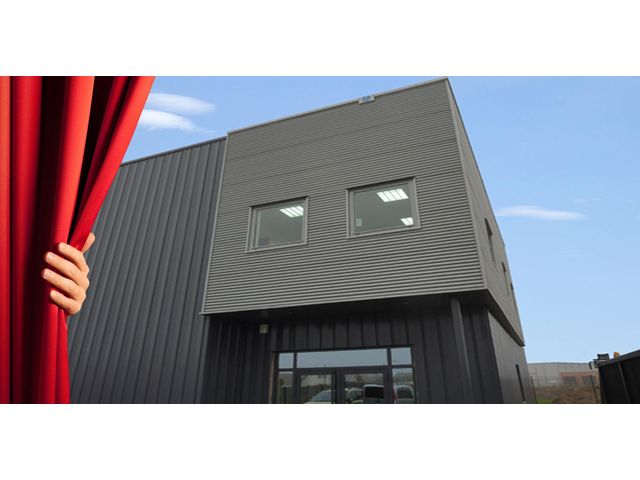 hangar m tallique contact abri and co. Black Bedroom Furniture Sets. Home Design Ideas