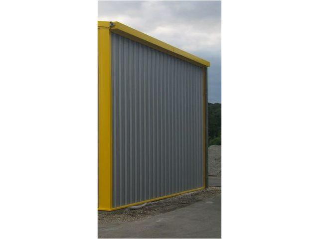 Hangar metallique acier galvanise contact francemetal - Prix hangar metallique ...
