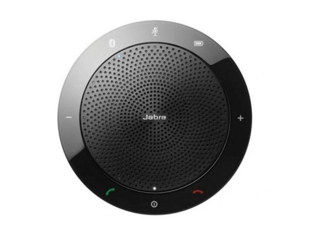 haut parleur bluetooth pour audio conf rence jabra speak. Black Bedroom Furniture Sets. Home Design Ideas