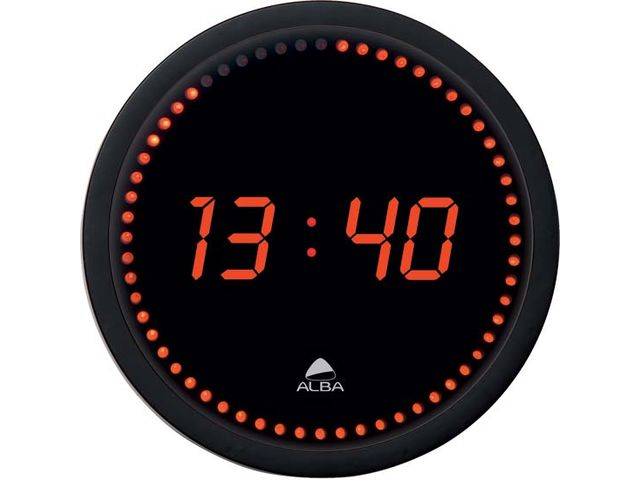 Horloge Digitale Grand Format Defonceuse U Pau With Horloge Digitale Grand Format Acheter