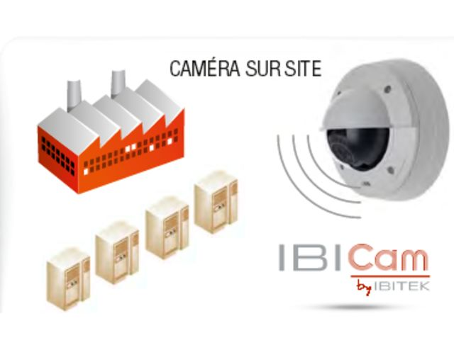 Solution de surveillance IBICAM_IBITEK_2
