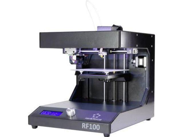 Imprimante 3d renkforce rf100 avec filament contact conrad france - Filament imprimante 3d ...