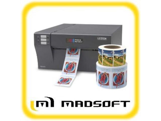 imprimante d 39 tiquettes couleurs primera lx900e contact madsoft. Black Bedroom Furniture Sets. Home Design Ideas
