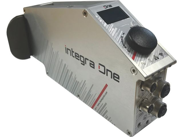 Imprimante jet d'encre compacte Markoprint integra One / integra One IP - WEBER MARKING SYSTEMS FRANCE S.A.S.