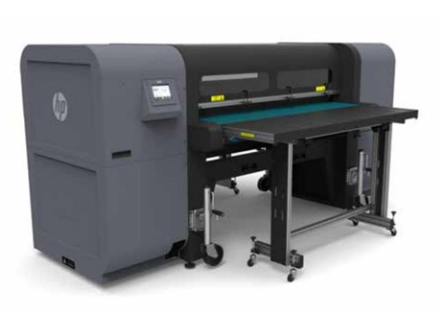 Imprimante UV hybride supports souple et rigide HP Scitex FB550 - CPRINT SOURCING