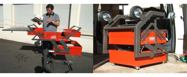 caisse a outils de chantier machine de menuiserie occasion. Black Bedroom Furniture Sets. Home Design Ideas