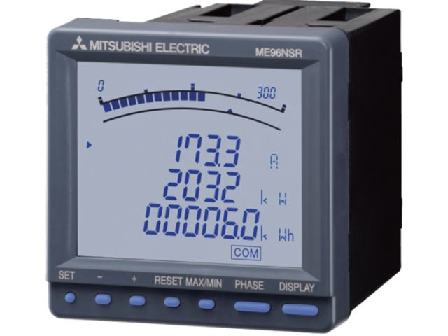 Instruments de mesure ME96SSR_MITSUBISHI ELECTRIC EUROPE