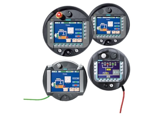 Interface hommes-machines : SIMATIC HMI Gamme mobile