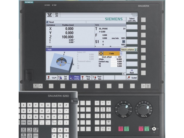 Devis Interface hommes-machines : SINUMERIK Operate