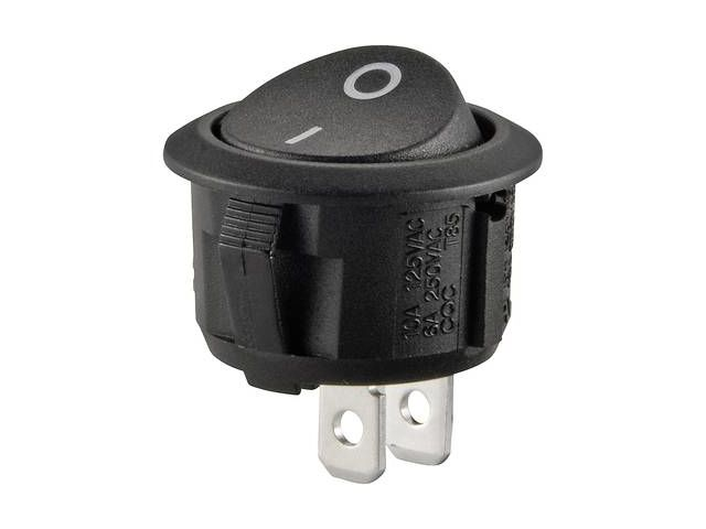 Interrupteur à bascule TRU COMPONENTS 1587630 250 V/AC 10 A 1 x Off/On à accrochage 1 pc(s)