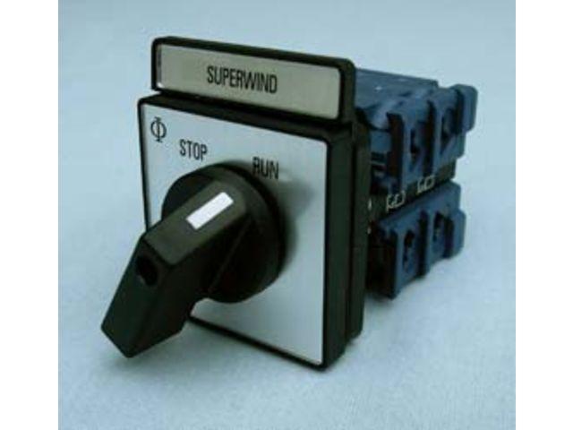 interrupteur marche/arrêt | contact superwind gmbh