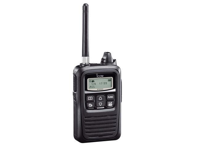 IP100H   Talkie walkie pour réseau sans fil WIFI étanchéité IPX7 ... ac4e9222e370