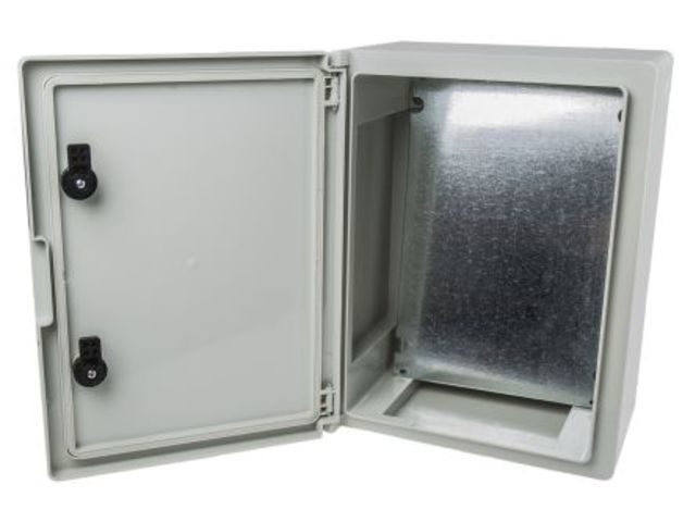 Ip65 Abs Wall Enclosure 400x300x195mm