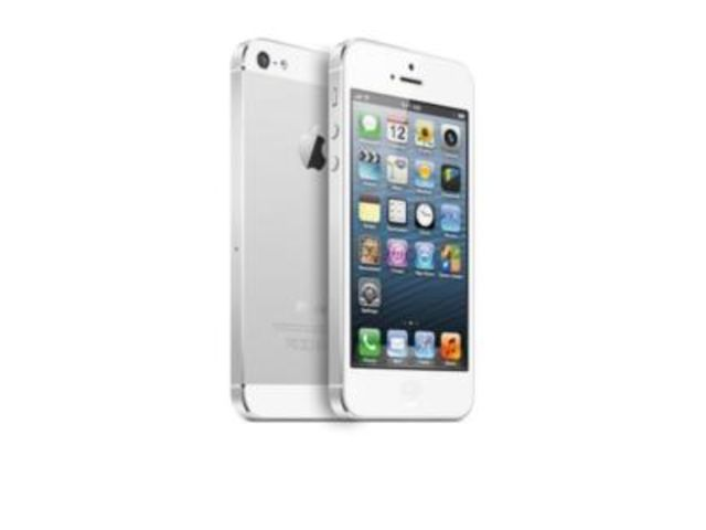 iphone 5 32go blanc reconditionn contact one direct