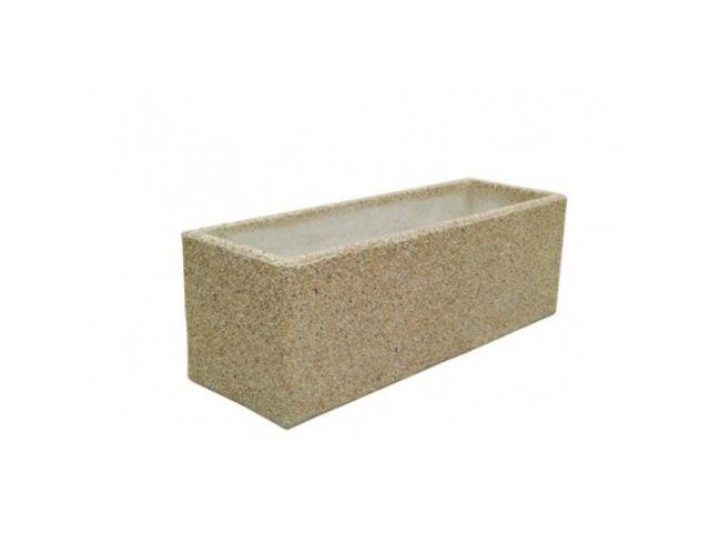 bac a fleur beton jardiniere bac a fleur beton jardiniere bac fleurs bois fibre plastique. Black Bedroom Furniture Sets. Home Design Ideas