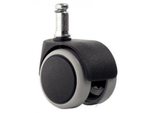 jeu de 5 roulettes tous sol diam tre 11mm contact mon bureau et moi. Black Bedroom Furniture Sets. Home Design Ideas